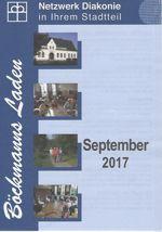 Monatsprogramm September 2017