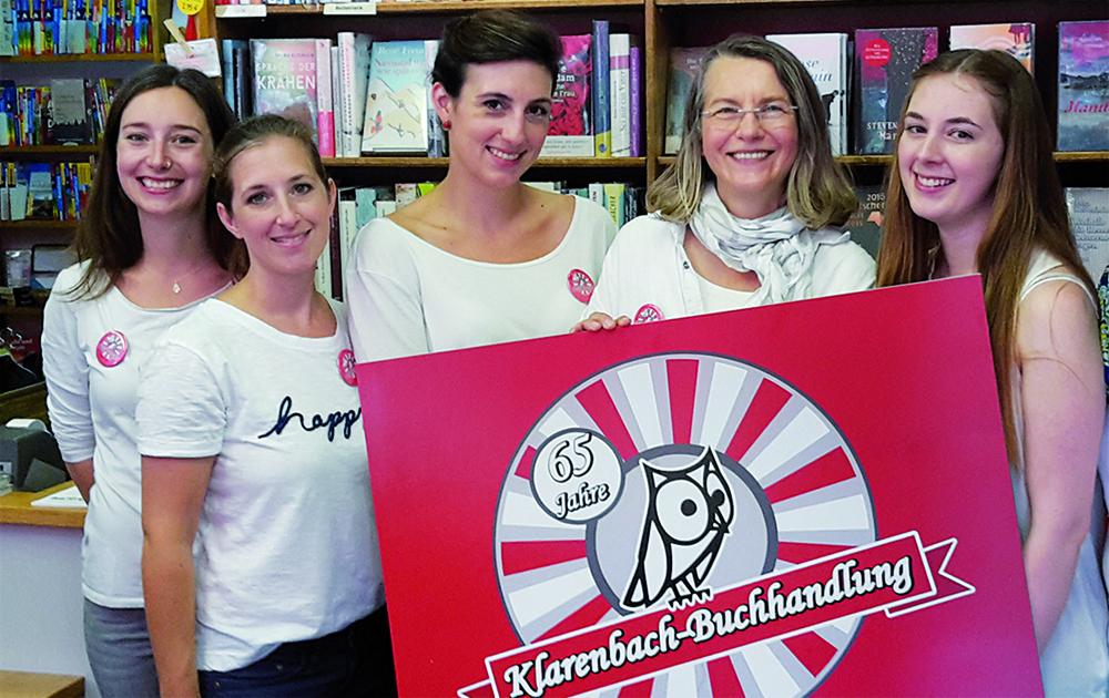 Klarenbach Buchhandlung Köln