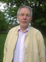 Der Referent Dietmar Peikert