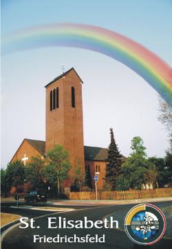 Unsere Kirche St. Elisabeth Friedrichsfeld