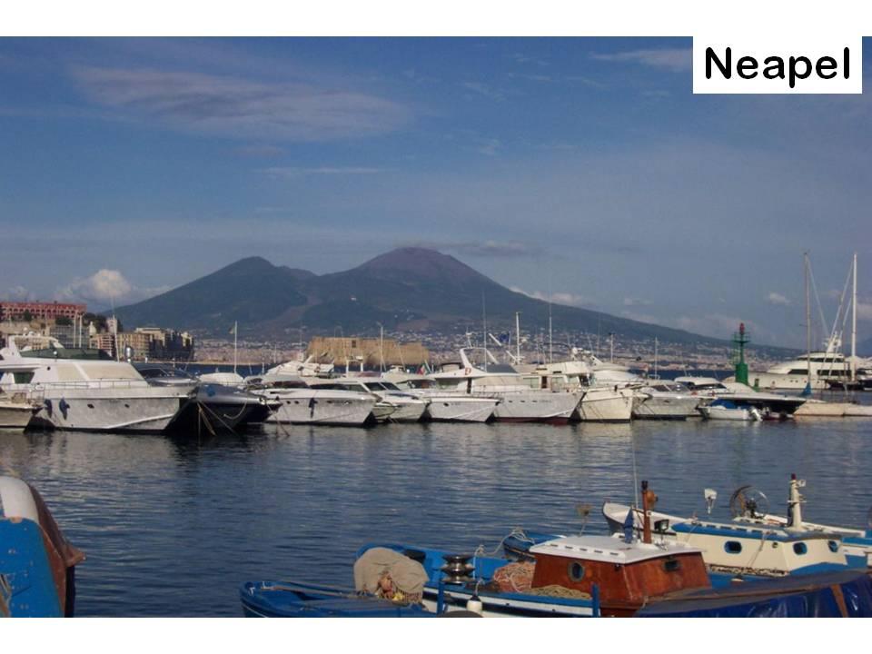 Fotos Süditalien 2005 zum 4. Reisestammtisch