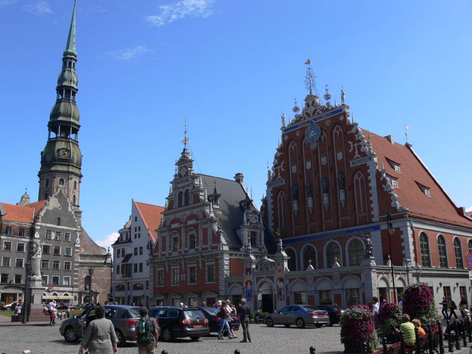Fotos Baltikum 2008, 2. Reisestammtisch