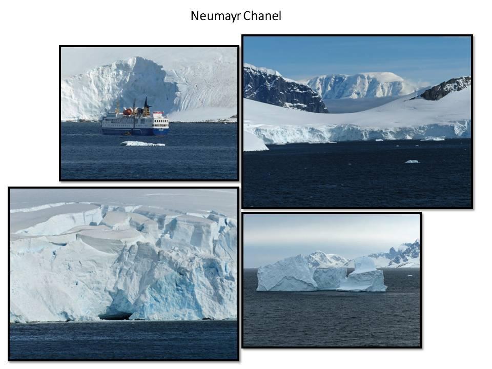 Kreuzfahrt Südamerika - Antarktis zum 6. Reisestammtisch