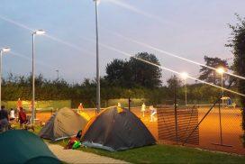 Foto Mitternachtsturnier mit Zelten am Casino