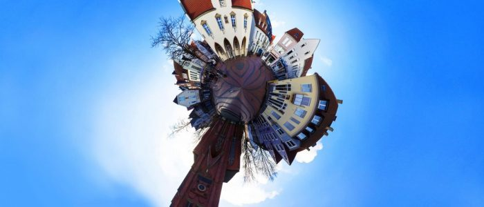 Marktplatz Haltern am See von Fabian Ernst
