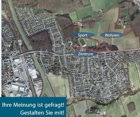 Online Beteiligung Stadtteilentwicklungskonzept Hiltrup-Ost