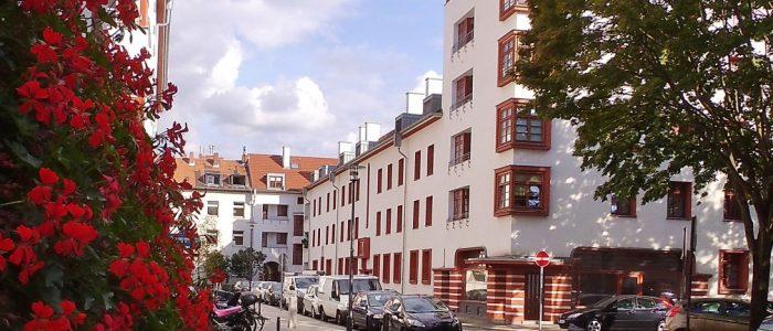 Naumann-Siedlung in Riehl (Foto: U. Sommer)