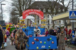 Karnevalszug (Foto: Krick)