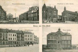 Historische Aufnahmen Riehls (Quelle: Brokmeier)