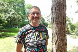 Initiator Uwe Grunert