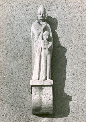 Statue St. Engelbert