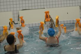 Wassergymnastik (Foto: SBK)