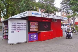 Kiosk am Riehler Plätzchen
