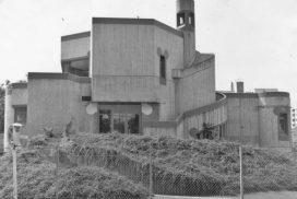 Gemeindehaus Hermann Josef 1977 (Quelle: Brokmeier)