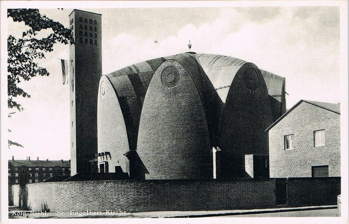 St. Engelbert Kirche (Foto: Sammlung Brokmeier)