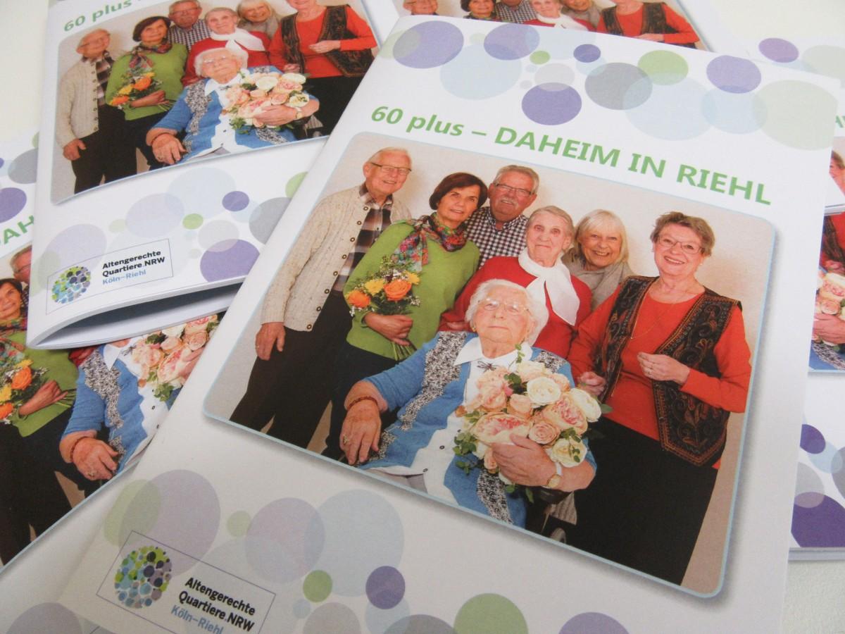 Infobroschüren für Senioren