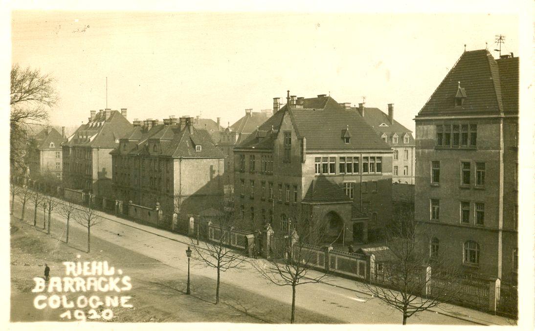 Kaserne Boltensternstraße