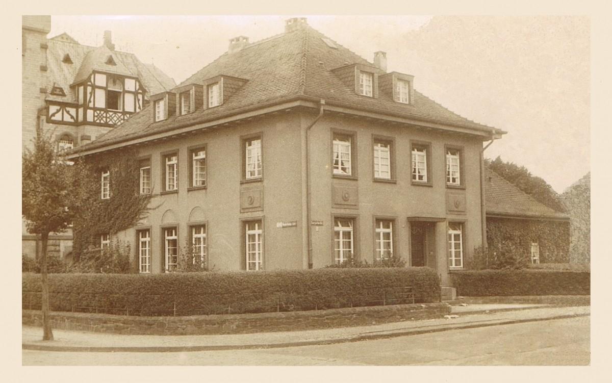 Offiziershaus in der Tiergartenstraße