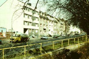 Boltensternstraße vor dem Umbau (Quelle: Brokmeier)