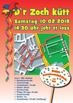 Zugweg-Plakat 2018