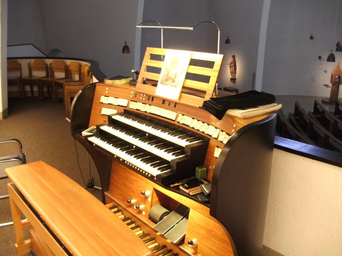 Orgel von St. Engelbert