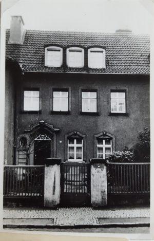 Garthestr. 3 vor 1943