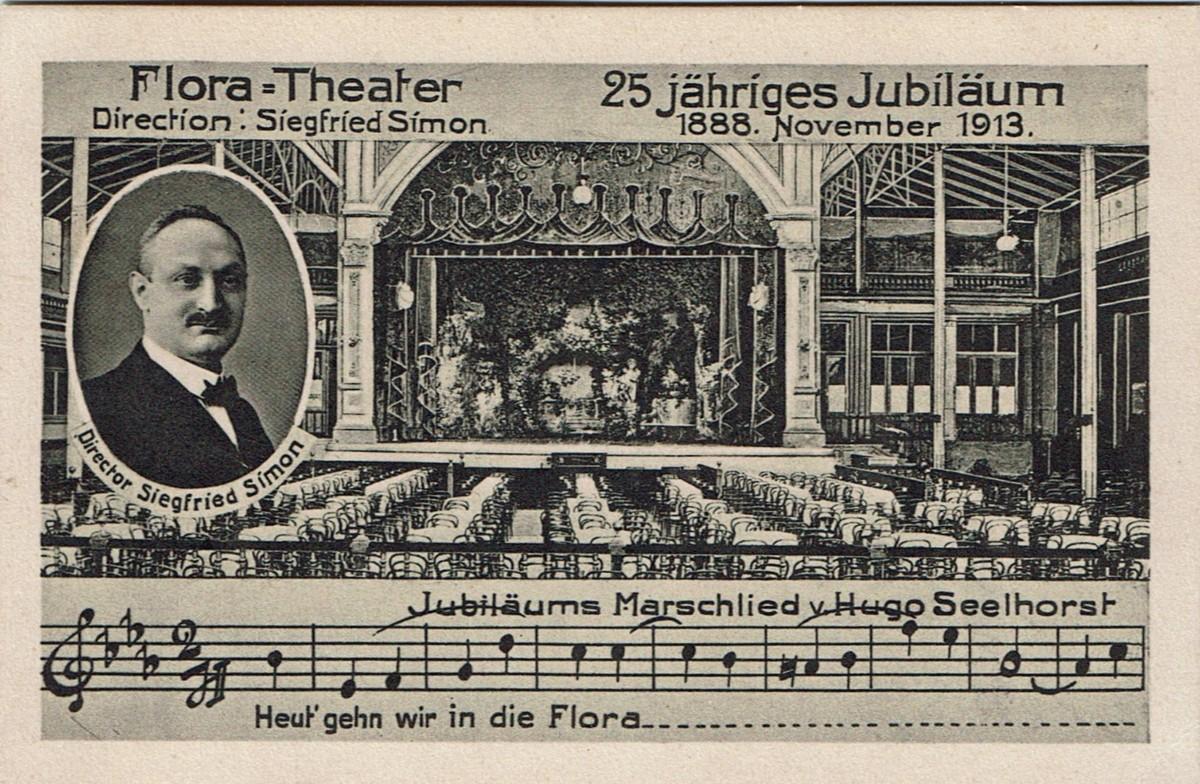 Flora Theater (Quelle: Brokmeier)