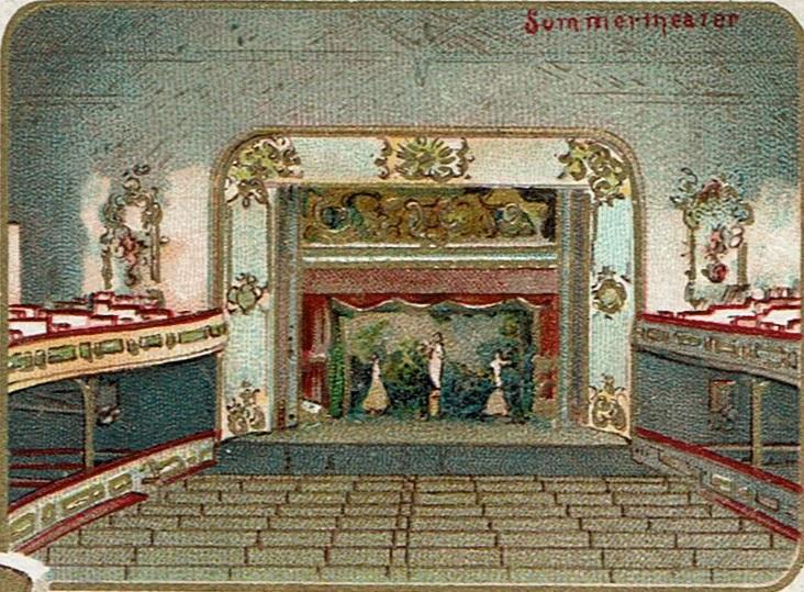 Sommertheater Innenansicht