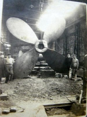 Fa. Ostermann Propeller (Quelle: Brokmeier)