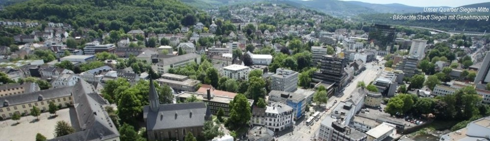 Quartiersarbeit in Siegen