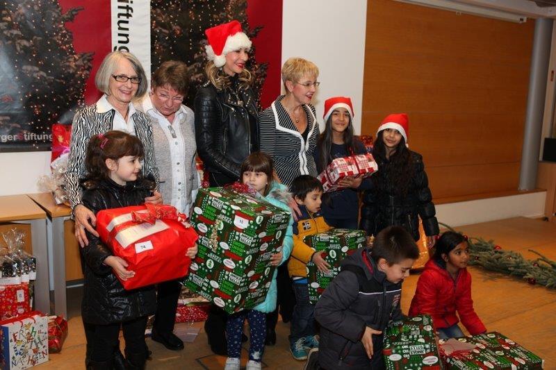 BürgerStiftungLohmar beglückt Kinder und Seniorinnen und Senioren