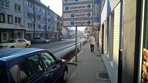 Hauptstr. - Rathaus