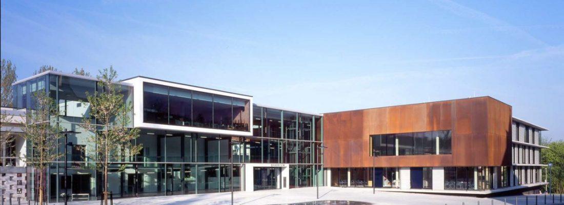 Quadrium Wernau Gebäude