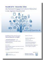 Cover des Rundbrief 8/2016