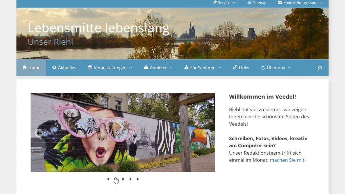 Screenshot Öebensmitte lebenslang - Kön-Riehl