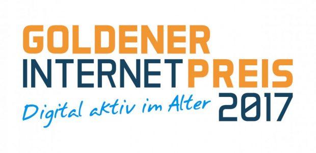 Goldener Internetpreis 2017 – Digital aktiv im Alter