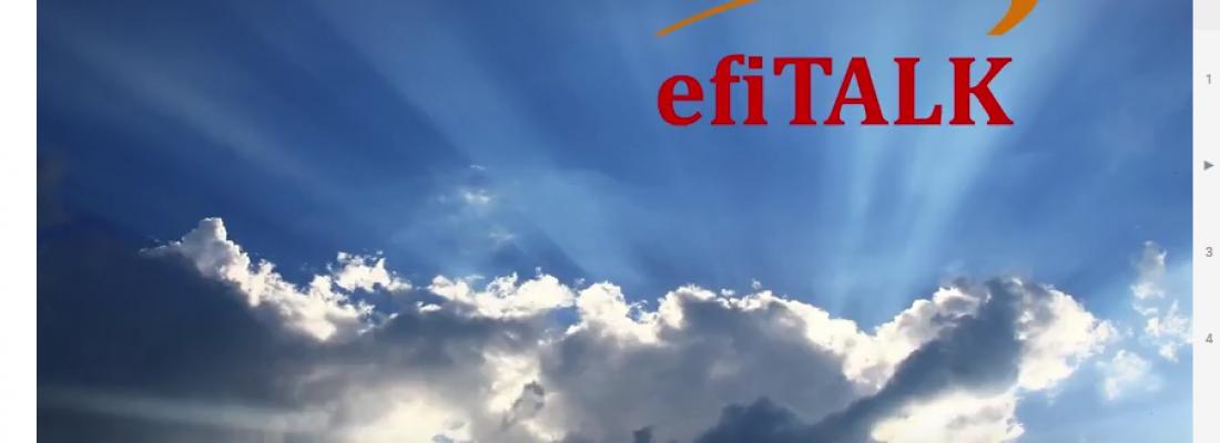 EFi Talk: Digitales Bürgerschaftliches Engagement