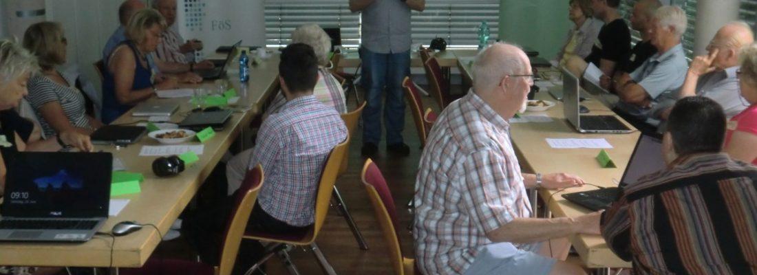 WordPress-Schulung für Ehrenamtlerinnen und Ehrenamtler in Lohmar