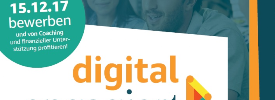 digital.engagiert – eine Förderinitiative von Amazon und Stifterverband