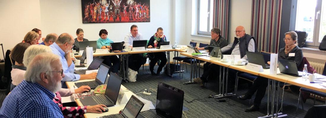 Startschuss zum DigiBE Workshop 2019/2020