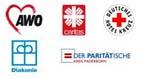 Die fünf großen Hilfsorganisationen